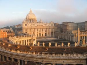 Rome Vatican large