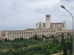 Assisi Basilica Cropped