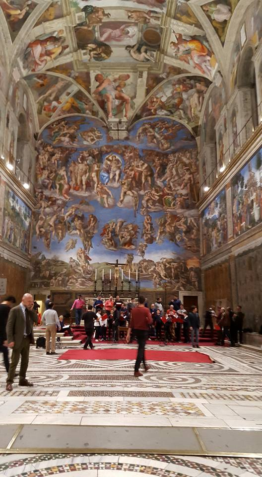 Sistine Chapel Choir 2